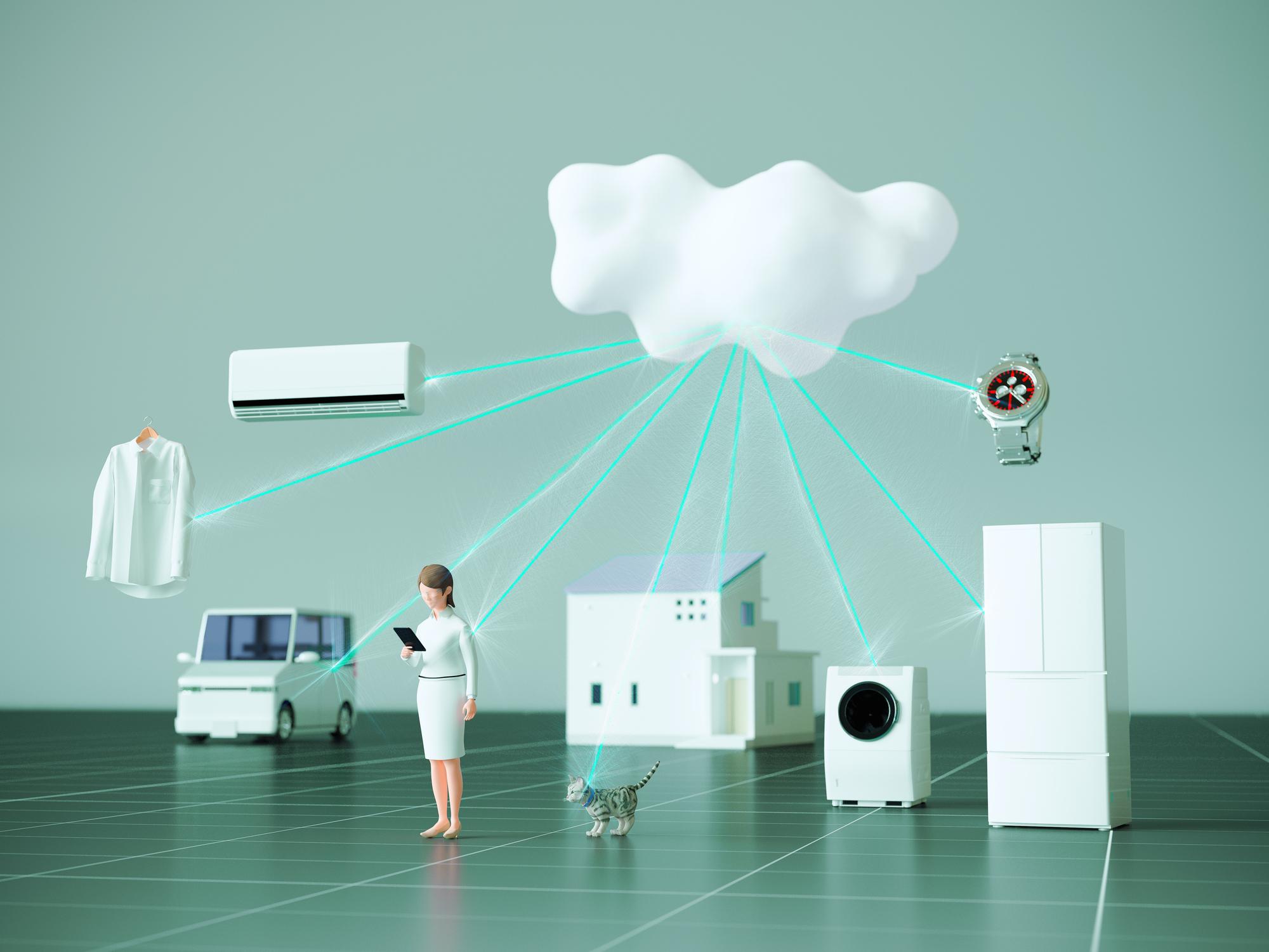 IoTで家電を操る「Nature Remo」【エアコン・照明・テレビもOK!】